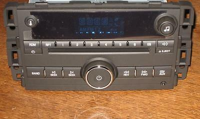 NEW OEM 07-2013 GMC Chevy Express Silverado TRUCK W/T CD Radio AUX 3.5 MP3 input