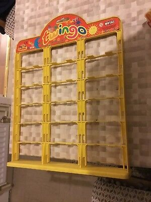 Guisval Shop Display Case Holds 18 Cars