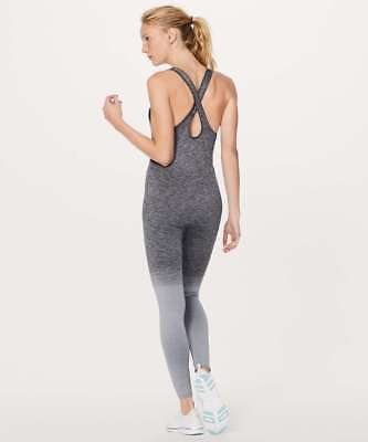d1456543f032 Nwt Lululemon Balance   And Resist One Piece Sz 6 Yoga Dance Run Tank Top  Shirt