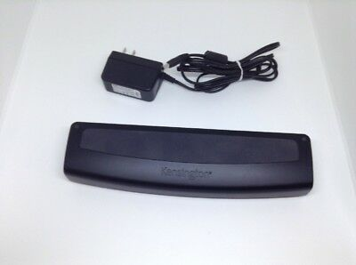 Kensington USB Notebook Docking Station with AC Adapter (Model SD100) USA Seller