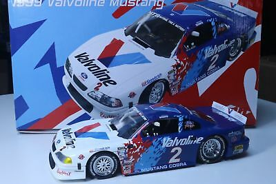 1/18 GMP Mustang Trans Am VALVOLINE #2.  Limited Edition 1 of 1,000