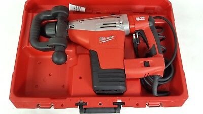 "Milwaukee 5446-21 120V AC 1-3/4"" SDS Max Corded Demolition Hammer 9/B16456A"