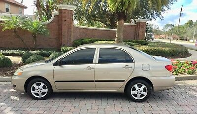 2006 Toyota Corolla CE ✦ CLEAN CARFAX! ✦ Below Book ✦Low Miles! ✦ Excellent Condition! ✦ One owner! ✦