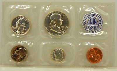 1956 Silver Proof Set !!