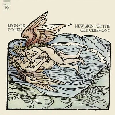 Leonard Cohen - New Skin For The Old Ceremony Vinyl LP Music On C NEU