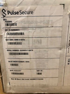 JUNIPER JUNOS MAG2600 Pulse Security Gateway - $95 00 | PicClick