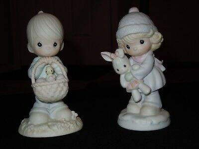 Precious Moments Easter Lot of 2!*