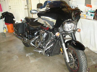 2013 Yamaha FJR  2013 Yamaha Road VStar 1300, like new, excellent condition only 2,900 miles