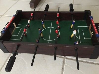 Mini Tabletop Football Game Soccer Table Game