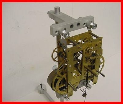 Clock Movement Holder - Regulating Stand - Test Stand - Aluminum Made in the USA