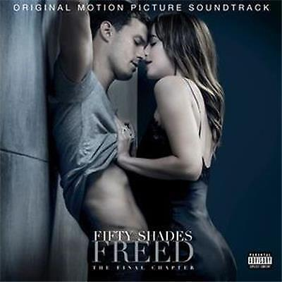 FIFTY SHADES FREED The Final Chapter Soundtrack CD Free Postage