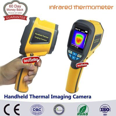1Pc Handheld Thermal Imaging Camera Infrared Thermometer Imager -20℃~300℃ DQ