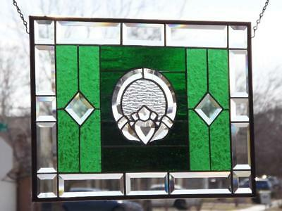 •IRISH Claddagh Celtic•2 Panels available -Sold Separately-2nd panel ships free