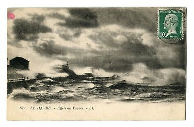 CPA-Carte postale- France - Le Havre - Mer - 1920 (CP185)