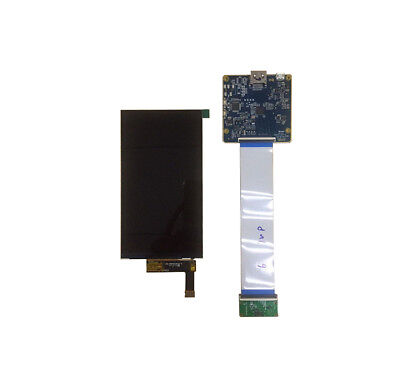HDMI TO MIPI Interface lcd driver board for 5 inch 720*1280 tft lcd