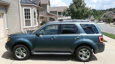 2011 Ford Escape Limited 2011 Ford Escape Limited