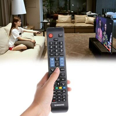 Replacement TV Remote Control Universal For Samsung AA59-00594A 3D Smart LCD TV