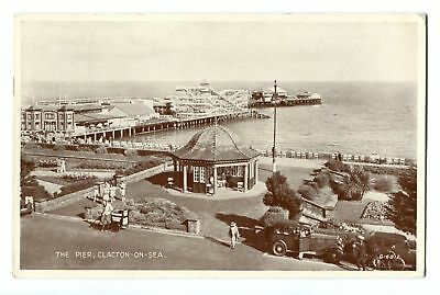 CPA-Carte postale- Angleterre - The Pier - Clacton on sea - 1949 (CP218)