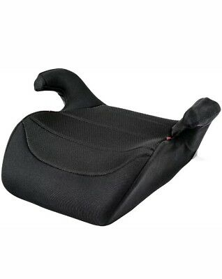 2*1A       NEW Cozy N Safe Booster Seat Cushion - Black New Group 3 Children Car