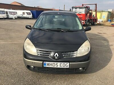 Renault Grand Scenic Dyn-Ique 16V Mpv 7 Seater