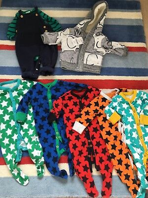 ALL NEXT BUNDLE baby Boy 3-6 months rompers Sleepsuits jacket dungarees