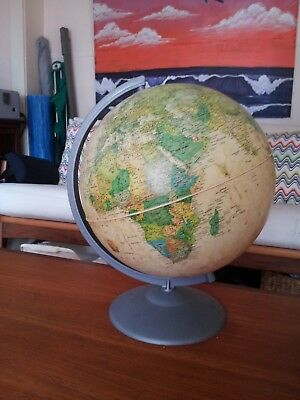 RICO World globe made in Florence Italy