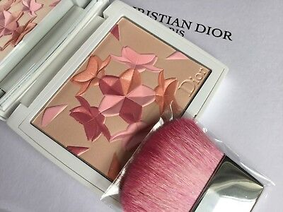 Dior Dior Snow Blush 'N' Bloom Spring Coral 002 New Boxed LTD 2018 Asia