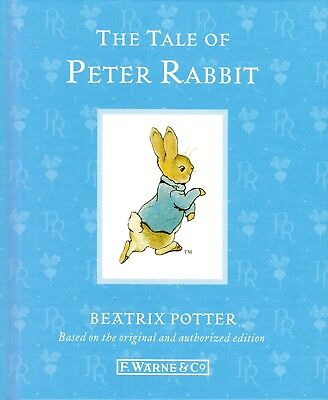 The Tale Of Peter Rabbit Picture Book. Hardback Beatrix Potter. Children's Gift