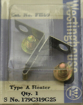 (3) FH69 (H69) Cutler Hammer Westinghouse Overload Thermal Unit Copper Heater