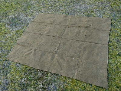 US ARMY WW2 1944 Wool virgin Blanket Depot Wolldecke Decke 1,60 x 1,90m