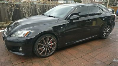 Lexus: IS F SERIES 2 2010 LEXUS ISF SERIES 2 MINT CONDITION ***NO RESERVE***