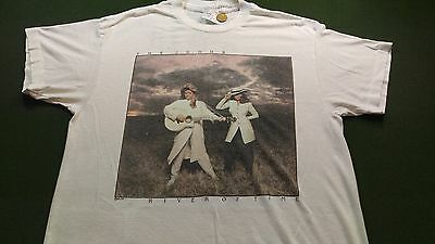 1989 The Judds Concert T Shirt Xl River Of Time True Vintage Single Stitch