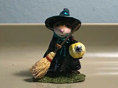 Wee Forest Folk OOAK Customized Witch
