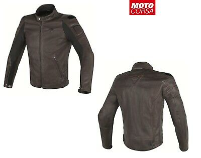 Dainese Street Darker Perforated Leather Jacket  sz 48,50,52,54 and 56 Euro