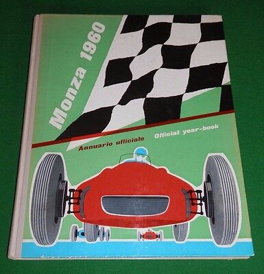 Monza 1960 Annuario Ufficiale - Official Yearbook (1959 season)