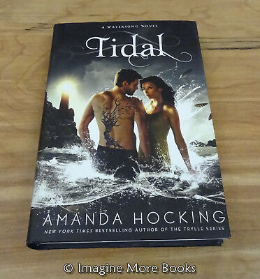 Tidal by Amanda Hocking ~ Watersong Series: Book 3 ~ Hardcover