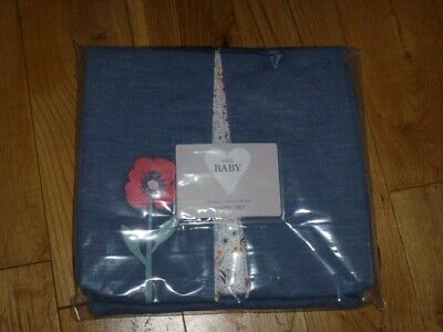 Nappy tidy Stacker BNWT Marks and spencers flower pattern Brand new