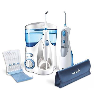 Waterpik Water Flosser for Teeth Ultra and Cordless Plus Combo Pack