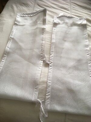 Cot Liner Breathable Baby X2