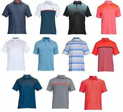Under Armour UA Playoff Polo Men Golf Shirt 2018-Multiple Sizes & Colors