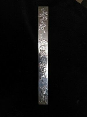 142.5g Ancient Chinese Silver Bar
