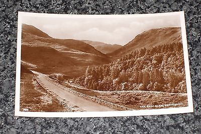 The Sma' Glen , Perthshire   Photo Postcard Vintage  Unposted   Vgc