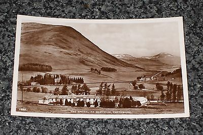 Ther Spitall Of Glenshee Perthshire  Photo Postcard Vintage  Unposted   Vgc