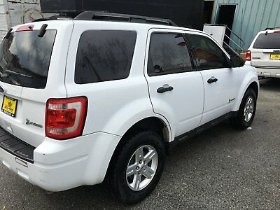 2012 Ford Escape HYBRID Like New One Owner! NO RESERVE