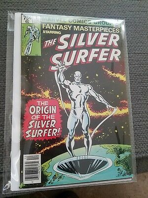 The Silver Surfer (The Origins) 1979