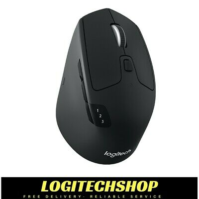 Logitech M720 Triathlon Multi-device Bluetooth and wireless mouse (Free Postage)
