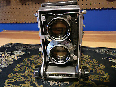 Mamiya C33 Professional TLR Medium Format Camera
