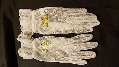 Eastern Star Lace Glove