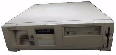 PC Vintage Vectra VE D5592A#ABF PC 166 Mhz 16 mb ram 2.1 gb hdd