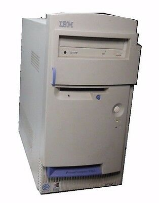 PC Vintage IBM 300GL Mini tower Mo: 6574-47g p3 500 / 15 gb hdd / 64 mb ram